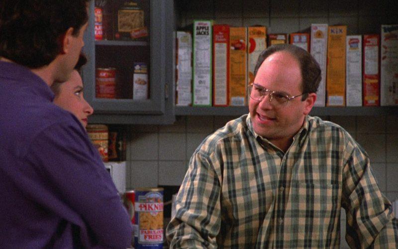Pik-Nik Fries in Seinfeld Season 4 Episode 16 The Shoes
