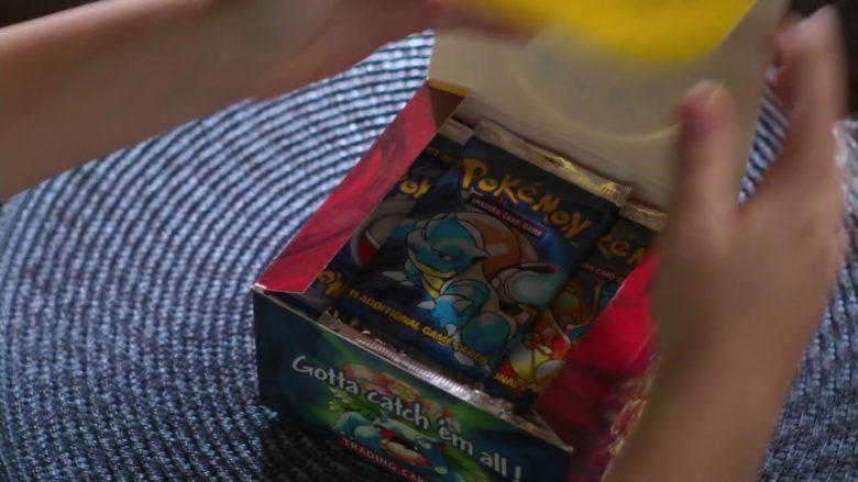 Pokémon Cards in Schooled Season 2 Episode 9 The Pokémon Society (1)