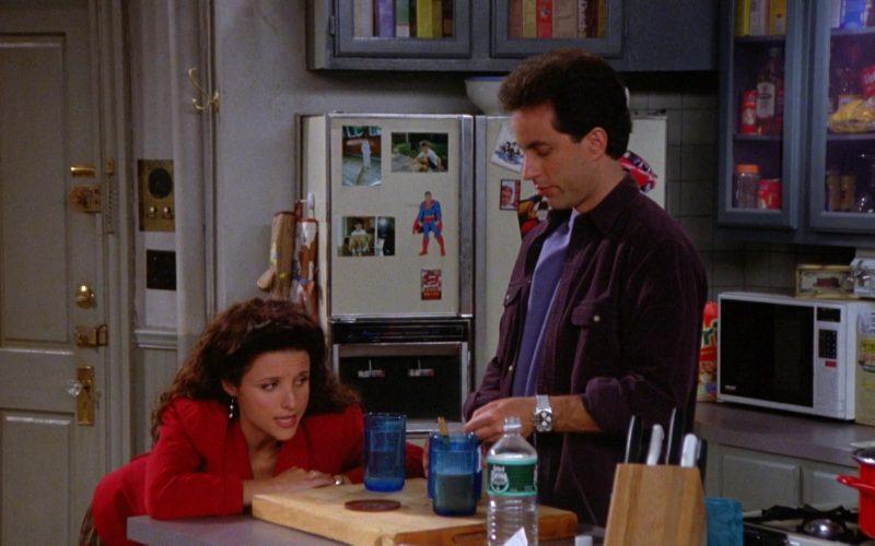 Poland Spring Water in Seinfeld Season 5 Episode 7 The Non-Fat Yogurt (1)