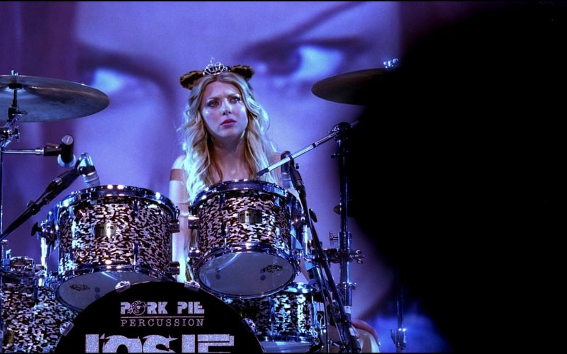 Pork Pie Percussion Drums Used by Tara Reid in Josie and the Pussycats (2001)