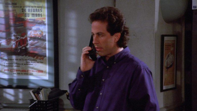 Porsche Vintage Poster in Seinfeld Season 7 Episode 9 The Sponge (1)