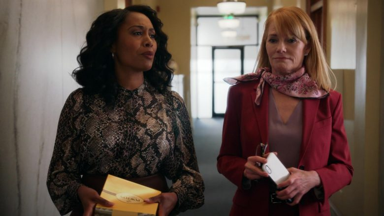 Porto's Bakery & Café Food Enjoyed by Simone Missick as Judge Lola Carmichael in All Rise Season 1 Episode 10 (3)