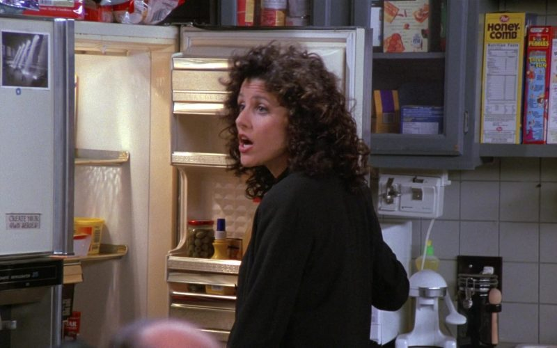 Post Honeycomb Breakfast Cereal in Seinfeld Season 8 Episode 5 The Package