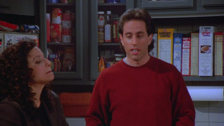 Post Honeycomb and Grape-Nuts Breakfast Cereals in Seinfeld Season 7 Episode 11 The Rye