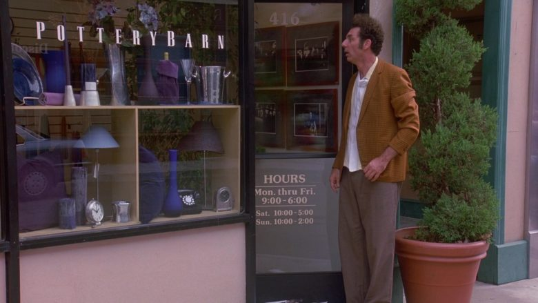 Pottery Barn Store in Seinfeld Season 9 Episode 5 The Junk Mail (3)