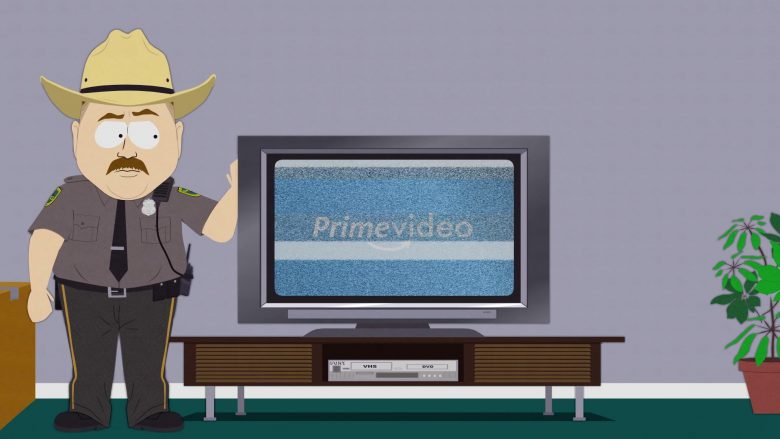 Prime Video Streaming Service by Amazon in South Park Season 23 Episode 9