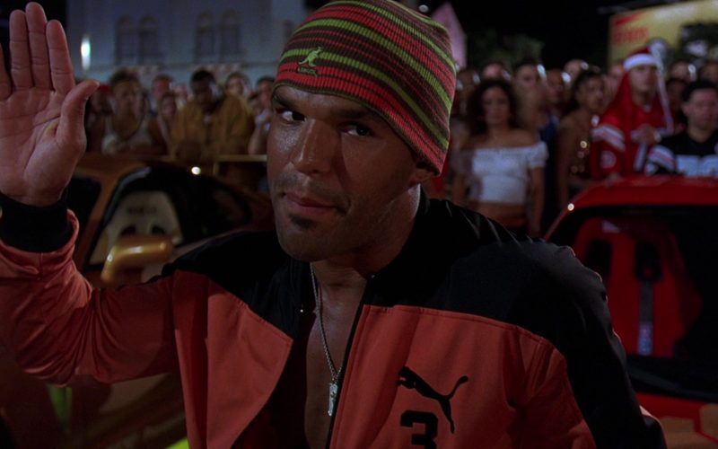 Puma Jacket and Kangol Beanie Worn by Amaury Nolasco in 2 Fast 2 Furious (4)
