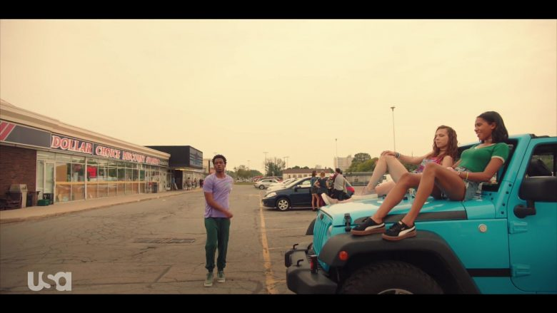 Puma Shoes Worn by Herizen Guardiola as Addy Hanlon in Dare Me Season 1 Episode 1 Coup D'État