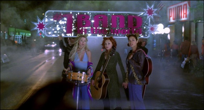 Puma Store Sign in Josie and the Pussycats (2001)