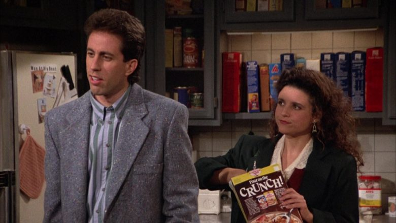 Quaker Crunch in Seinfeld Season 3 Episode 15 (1)