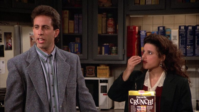Quaker Crunch in Seinfeld Season 3 Episode 15 (2)