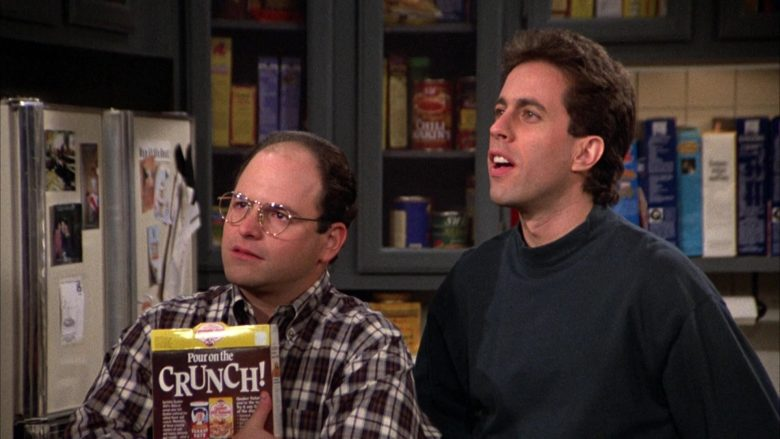 Quaker Crunch in Seinfeld Season 3 Episode 15 (3)