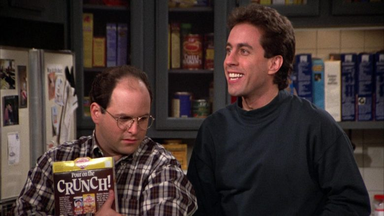 Quaker Crunch in Seinfeld Season 3 Episode 15 (4)