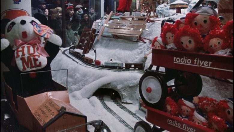 Radio Flyer Wagons in A Christmas Story