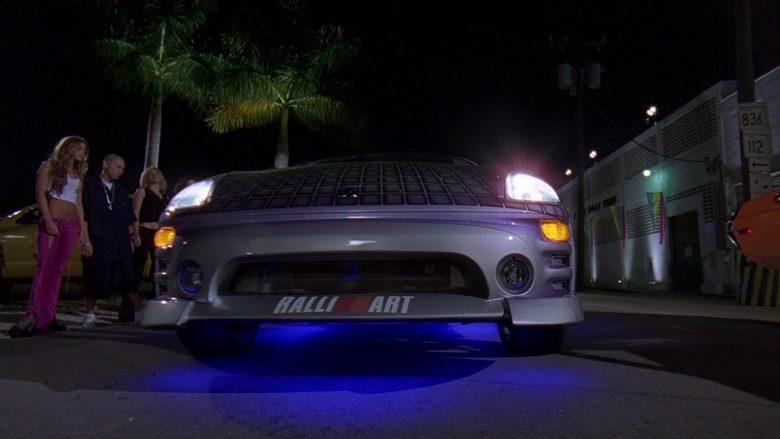 Ralliart in 2 Fast 2 Furious (1)
