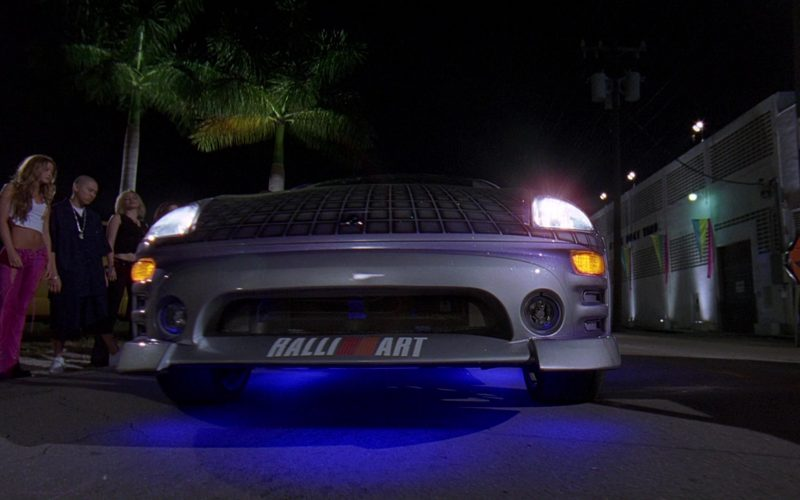 Ralliart in 2 Fast 2 Furious (1)