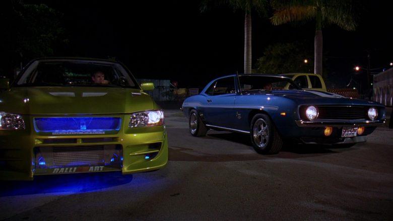 Ralliart in 2 Fast 2 Furious (2)