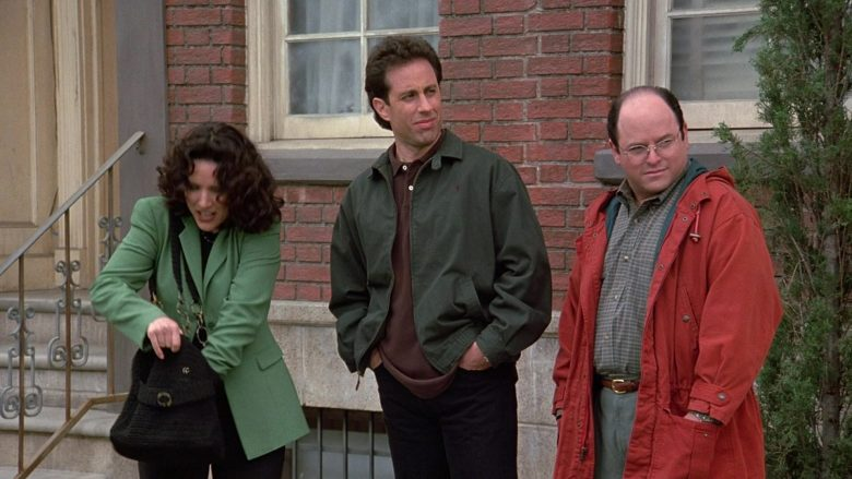 Ralph Lauren Green Jacket Worn by Jerry Seinfeld in Seinfeld Season 9 Episodes 23-24 The Finale (2)