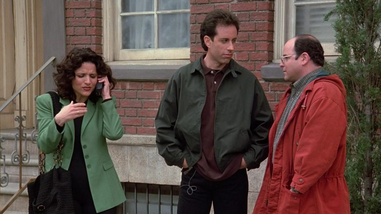 Ralph Lauren Green Jacket Worn by Jerry Seinfeld in Seinfeld Season 9 Episodes 23-24 The Finale (3)