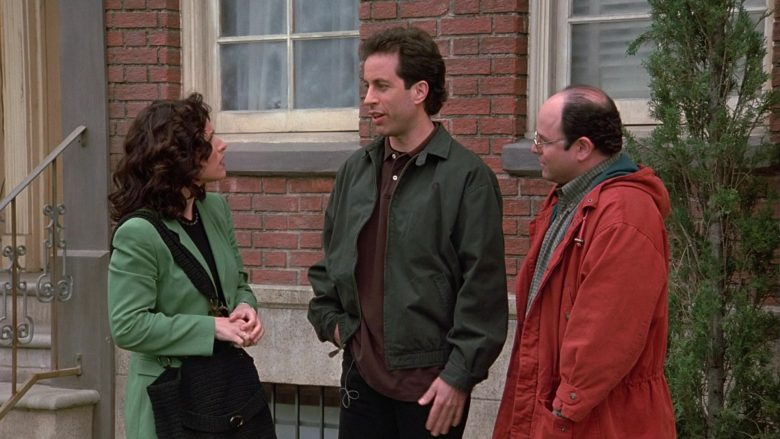 Ralph Lauren Green Jacket Worn by Jerry Seinfeld in Seinfeld Season 9 Episodes 23-24 The Finale (4)