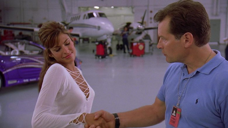 Ralph Lauren Polo Shirt Worn by James Remar in 2 Fast 2 Furious (2)