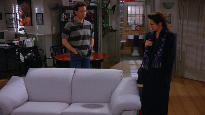 Ralph Lauren Polo Shirt Worn by Jerry Seinfeld in Seinfeld Season 6 Episode 5 The Couch (1)
