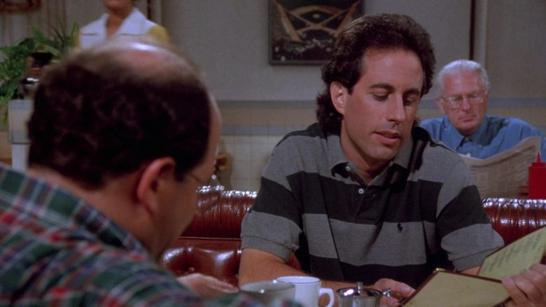 Ralph Lauren Polo Shirt Worn by Jerry Seinfeld in Seinfeld Season 7 Episode 1 (2)