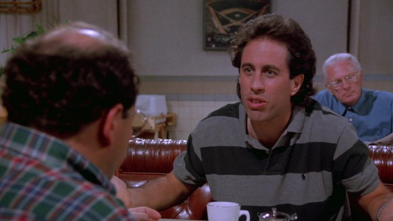 Ralph Lauren Polo Shirt Worn by Jerry Seinfeld in Seinfeld Season 7 Episode 1 (4)
