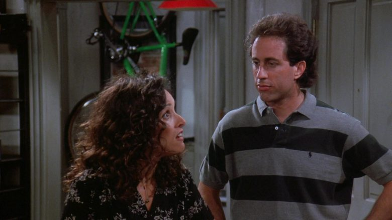Ralph Lauren Polo Shirt Worn by Jerry Seinfeld in Seinfeld Season 7 Episode 1 (7)