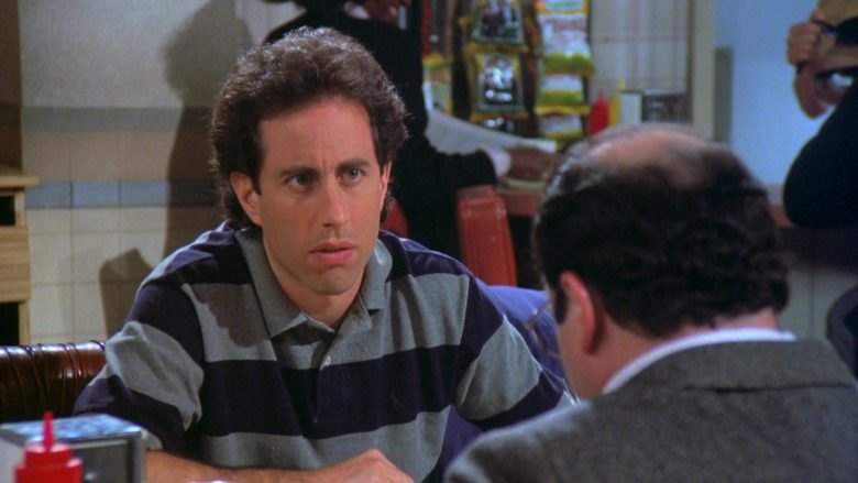 Ralph Lauren Polo Shirt Worn by Jerry Seinfeld in Seinfeld Season 7 Episode 21-22 The Bottle Deposit (1)