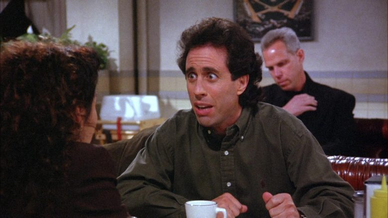 Ralph Lauren Shirt For Men Worn by Jerry Seinfeld in Seinfeld Season 6 Episode 19 (1)