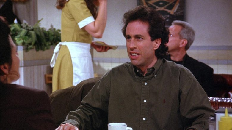 Ralph Lauren Shirt For Men Worn by Jerry Seinfeld in Seinfeld Season 6 Episode 19 (2)
