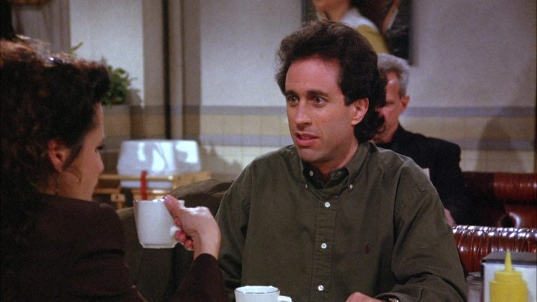 Ralph Lauren Shirt For Men Worn by Jerry Seinfeld in Seinfeld Season 6 Episode 19 (3)