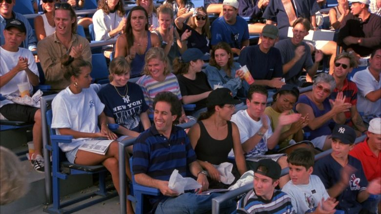 Ralph Lauren Shirt Worn by Jerry Seinfeld in Seinfeld Season 6 Episode 1 The Chaperone (2)