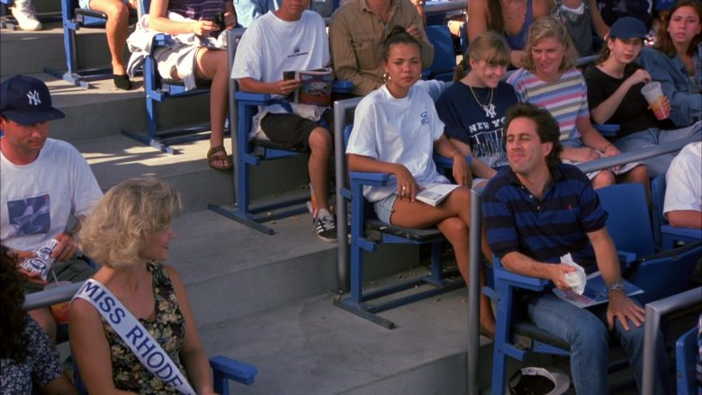 Ralph Lauren Shirt Worn by Jerry Seinfeld in Seinfeld Season 6 Episode 1 The Chaperone (4)