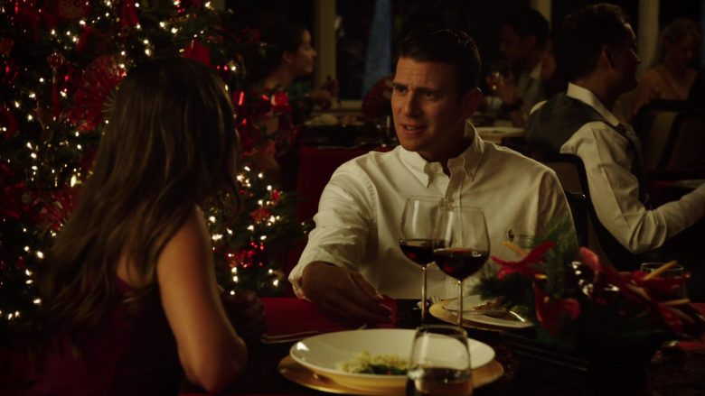 Ralph Lauren White Shirt Worn by Bryan Greenberg in Same Time, Next Christmas (1)
