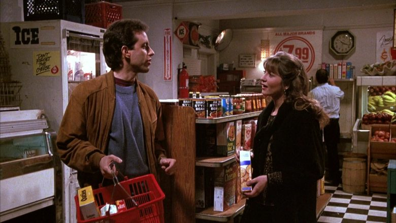 Ranch Style Beans in Seinfeld Season 1 Episode 5 The Stock Tip (1)
