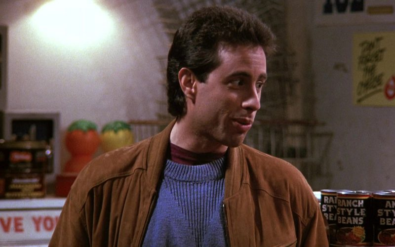 Ranch Style Beans in Seinfeld Season 1 Episode 5 The Stock Tip (3)