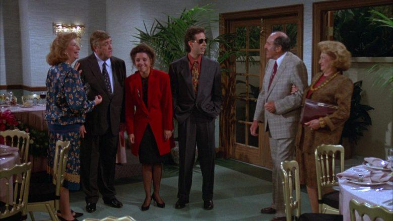 Ray-Ban Aviator Sunglasses Worn by Jerry Seinfeld in Seinfeld Season 3 Episode 3 The Pen (2)