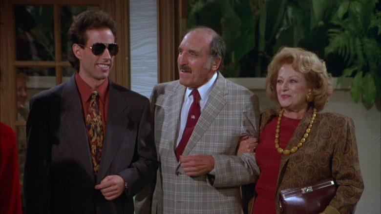 Ray-Ban Aviator Sunglasses Worn by Jerry Seinfeld in Seinfeld Season 3 Episode 3 The Pen (7)
