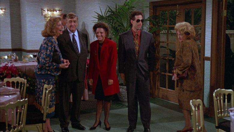 Ray-Ban Aviator Sunglasses Worn by Jerry Seinfeld in Seinfeld Season 3 Episode 3 The Pen (8)