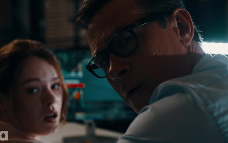 Ray-Ban Eyeglasses For Men in The Purge Season 2 Episode 9 Hail Mary