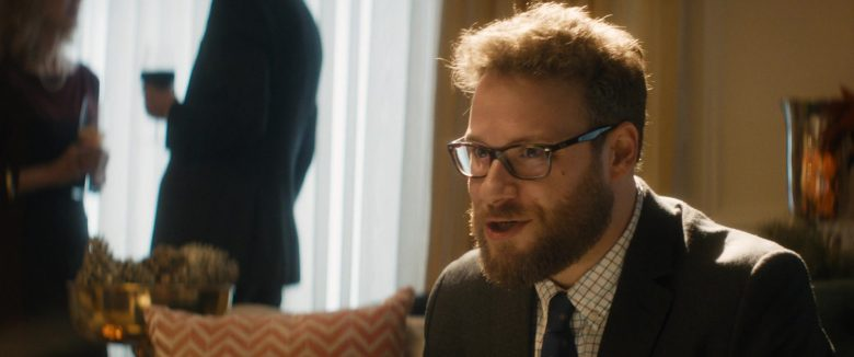 Ray-Ban Eyeglasses Worn by Seth Rogen in The Night Before (2015) Movie