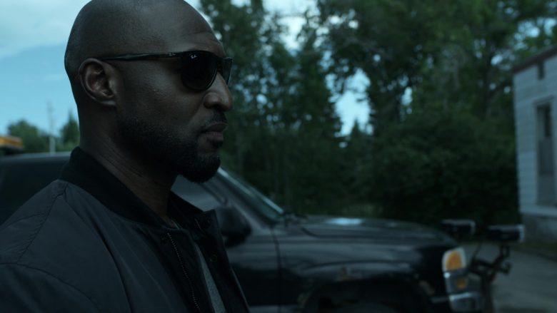 Ray-Ban Sunglasses Worn by Adrian Holmes as Michael Fayne in V Wars Season 1 Episode 3 (3)