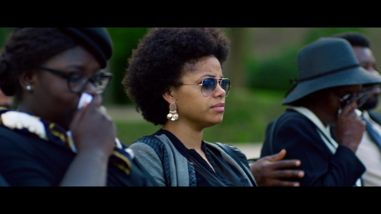 Ray-Ban Women's Sunglasses in 6 Underground (2019) - Movie Product Placement