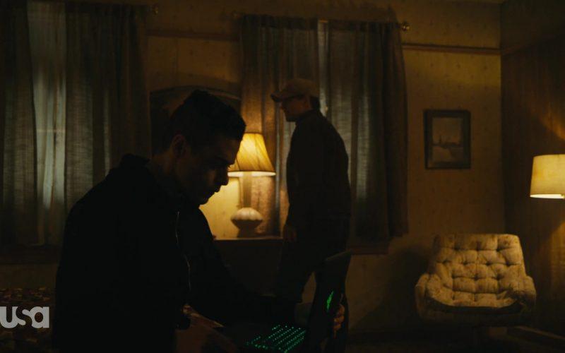 Razer Laptop Used by Rami Malek as Elliot Alderson in Mr. Robot Season 4 Episode 9