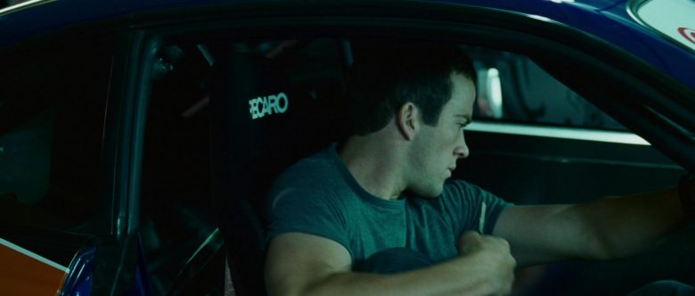 Recaro Car Seats in The Fast and the Furious Tokyo Drift (1)