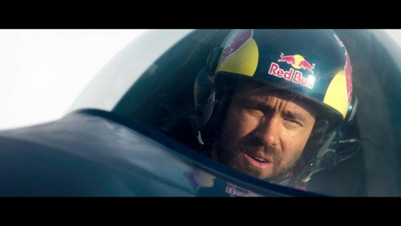 Red Bull Helmet Worn by Ryan Reynolds in 6 Underground (1)
