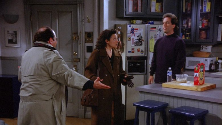 Ritz Crackers in Seinfeld Season 6 Episode 13 The Scofflaw (1)