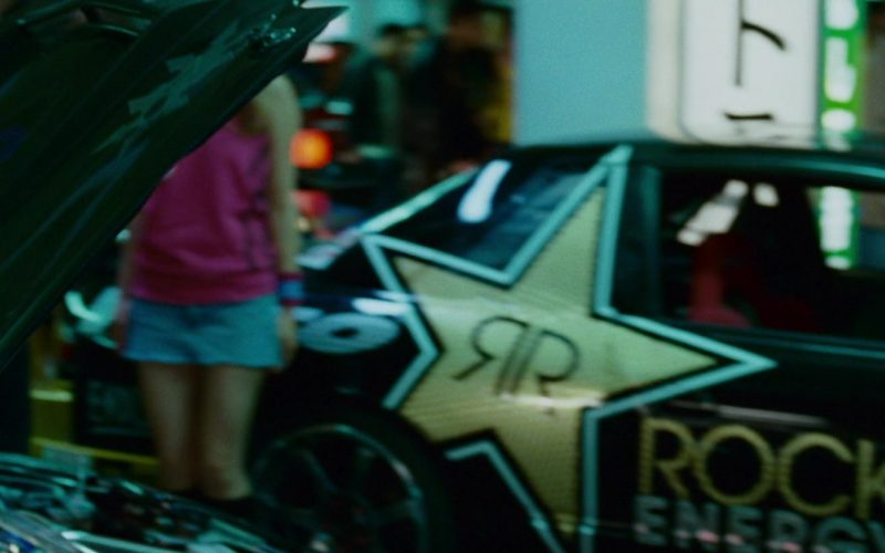 Rockstar Energy in The Fast and the Furious Tokyo Drift (2006)